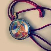 Guru Padmasambhava Medallion