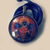 Shanlon Mahakala Medallion