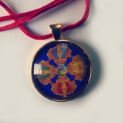 Visvavajra Medallion