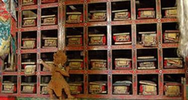Historical Tibetan Medicine Texts